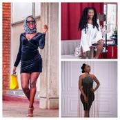 Check out stunning photos of 4 cute and Petite lady celebrities