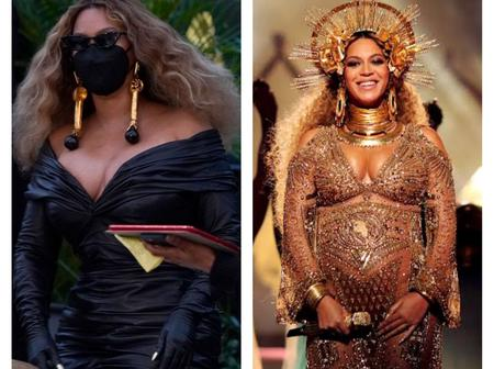 Checkout Stunning Outfits Beyonce Has Worn To The Grammys From 2013 Till Date.