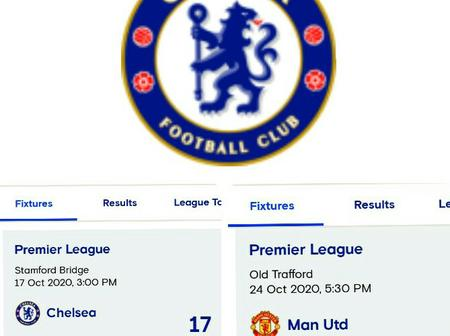 When will Chelsea face Man Utd? All the Chelsea games for this month (plus Champions League games).