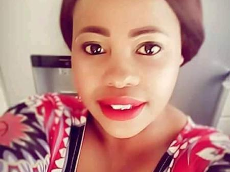She was brutally murdered by her boyfriend who allegedly took her and dumped at Dobsonville gardens