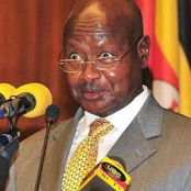 President Yoweri, who has been in power since 1986, wins Uganda's presidential election, the 6th time