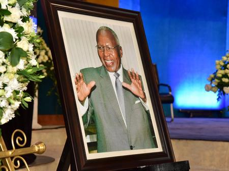 Simeon Nyachae to be Laid Down To Rest Today