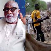 Akeredolu, South West Governors Blast Miyetti Allah