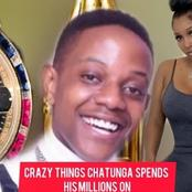 See What Mugabe's Son Chatunga Is Spending His Father's Millions on / opinion