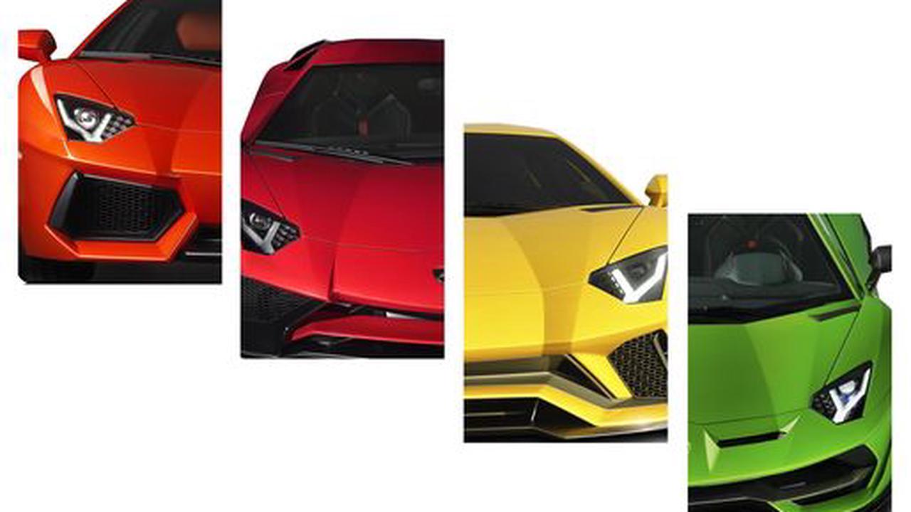 Lamborghini Aventador's Top Ten Innovations