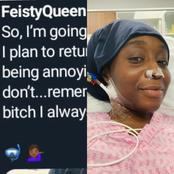 See What This Lady Said Before Going For A Surgery That Stirred Reactions On Social Media