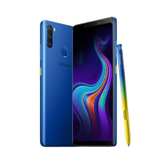 best infinix smartphone 2020