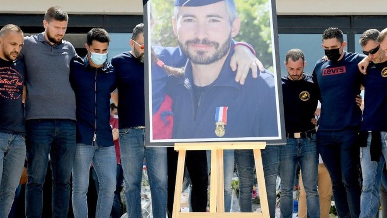 Policier tué à Avignon: le principal suspect conteste les faits