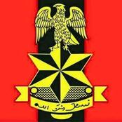 See the meaning of Arabic text and other symbols on the flag of Nigerian Army