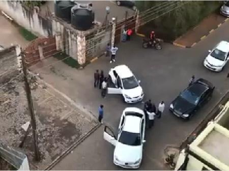 Man Destroys Slay-Queen's Car After a Deadly Argument In WestLands (Video)