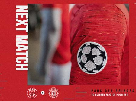 UCL returns, Here are 3 reasons why Manchester United could defeat PSG this Tuesday.