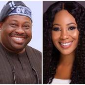 Erica Thanks Dele Momodu, Check Out What He Did For Her