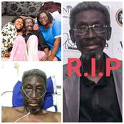 SAD! The Nollywood Actor Sadiq Daba that Died Today, See photos of the Lovely wife he left behind