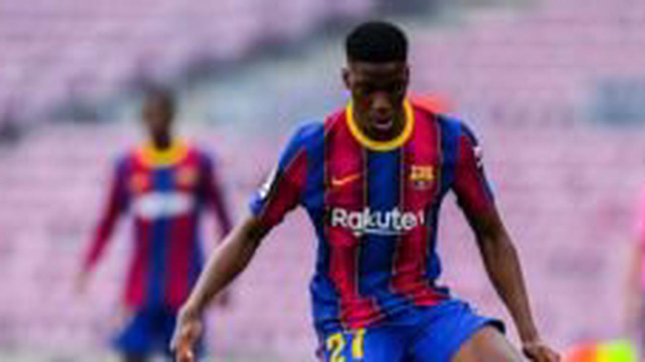 Barcelona's Ilaix Moriba calls out online racist abuse amid contract talks