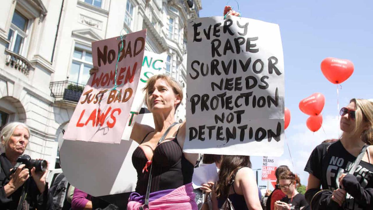 Rape: why have prosecutions fallen so dramatically in a decade?