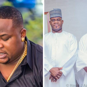 See How Cubana Chief Priest Exposed Yahaya Bello's 2023 Political Ambition After Obasanjo's Visit
