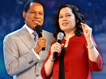 See How Beautiful Pastor Chris Oyakhilome's Ex-Wife - Anita - Looks After 4 Years Of Divorce.