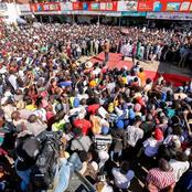 Baba Draws A Huge Crowd in Voi