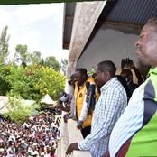 Photos: Thousands Turned Up To Welcome Nabulindo After Winning Matungu Seat