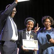 Despite Giving Birth To Quadruplets In Finals, She Still Obtained 7 Distinctions