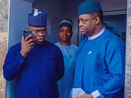 After Obasanjo's son endorsed Yahaya Bello for 2023 Presidency, see what FFK said