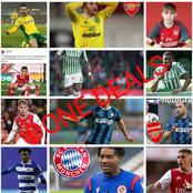 Transfer Updates: Omar Richard To Bayern Munich, Christian Eriksen Swap Deal, Emile Smith-Rowe & More