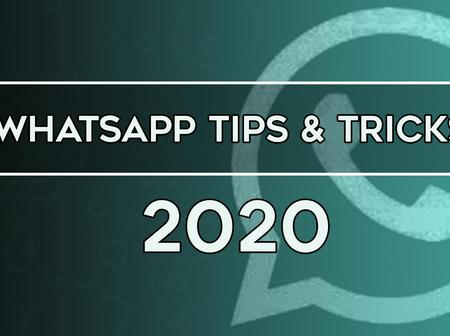 New WhatsApp Tips & Tricks You Should Know.