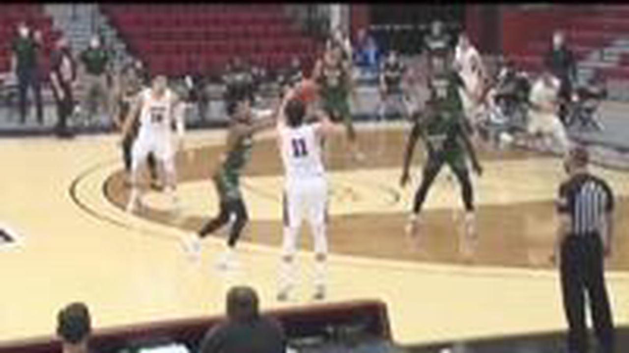 Lafayette vs. Loyola Men's Basketball Highlights