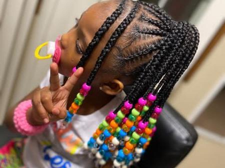 Charming Hairstyles For Adorable Kids