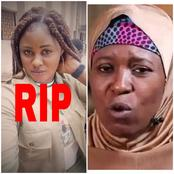 Remember The NYSC Lady That Was Rap€d and Killed By SARS, Aisha Hits Back, See What She Just Said