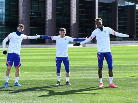 He deserves better - See the Chelsea Star that did not travel with the rest of the squad to Spain.