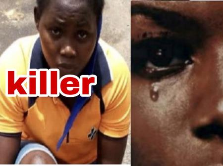 I killed My Husband After We Had a Little Argument- 28-year-Old Lady Reveals