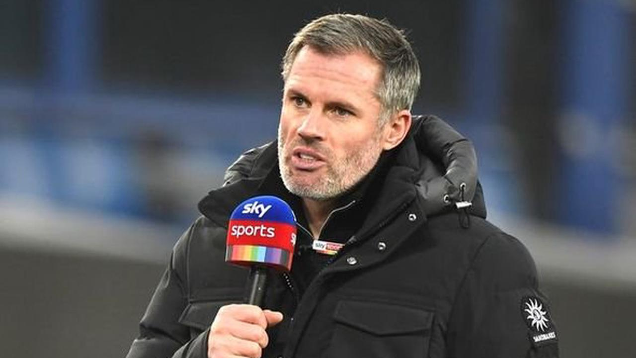 Liverpool chief Michael Edwards offered stern transfer advice from Jamie Carragher