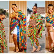 BBNaija: Nengi and Tacha releases adorable new photos as they celebrate Ghana's independence day