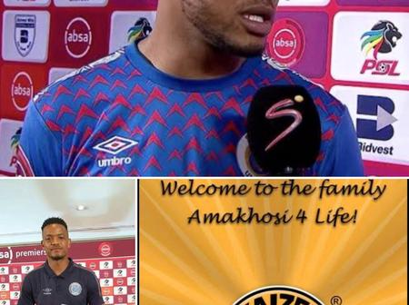 Chiefs offer SuperSport United R10 million for Sipho Mbule