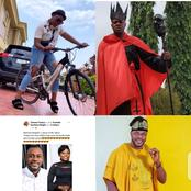 Mercy Johnson's Fans React As A Facebook User Mentioned Funke Akindele And Odunlade As Better Actors