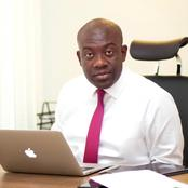 Did you Minister of Information Kojo Oppong Nkrumah is a Top International Businessman? Read more.