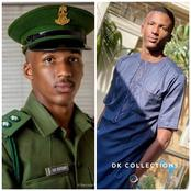 NDA: Checkout recent Pictures Ahmed Bature 3 years after he won the Best Graduating Cadet Award