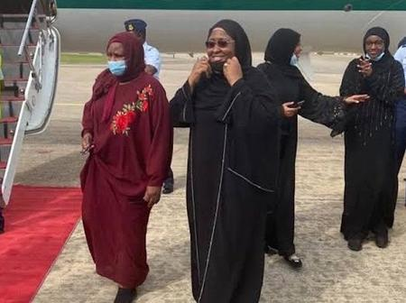 Why Aisha Buhari returned to Nigeria after spending six months in Dubai