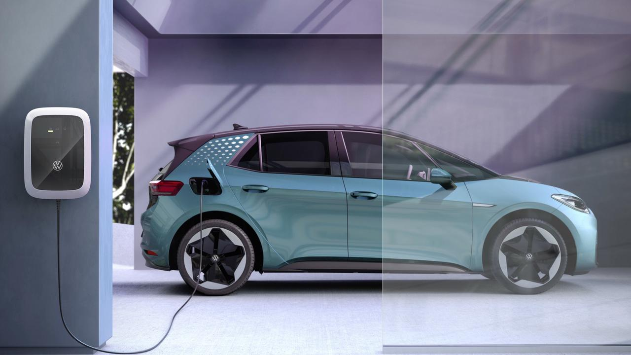 Volkswagen Is Rapidly Expanding Its Charging Infrastucture In Germany