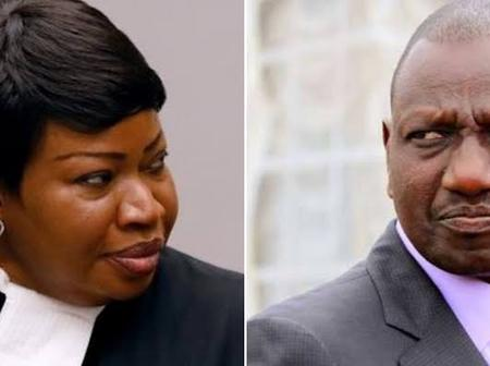 ICC Prosecutor Fatou Bensouda Makes a New Announcement Regarding DP Ruto's ICC Lawyer