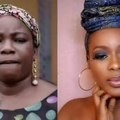 Sad News: Nollywood Actress loses her only Daughter. See Lovely Pictures of her before her death.