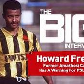 Chiefs Legend Dr Howard Freese Obtained PhD Amid Fame Youngsters Must Learn From Him