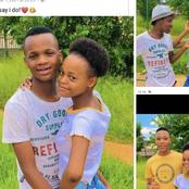 Young Woman Leaves Men Breathing Through The Womb After She Posted Pictures Of Her 2 Boyfriend