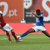 Bafana's future maestro plays against Primiera liga giants.