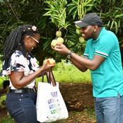 Meet Senator Kipchumba Murkomen's Adorable Kikuyu Wife and Kids [Photos]
