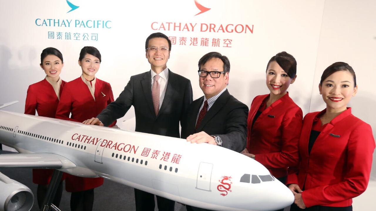 Cathay Dragon CEO Moves To Rival Greater Bay Airlines