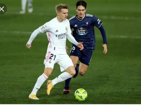 Martin Odegaard Reportedly Ready To Snub Arsenal For Another Premier League Big Six Club.