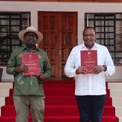 Sad News To Uhuru and Raila On BBI As Worrying Details Emerge From IEBC