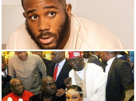 After A Fan Asked Kiddwaya To Tell His Dad To Contest For Governor Of Benue State, See His Response